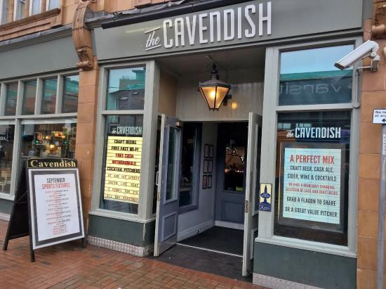 The Cavendish