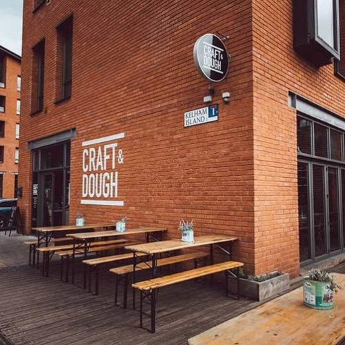 Craft & Dough - Kelham Island